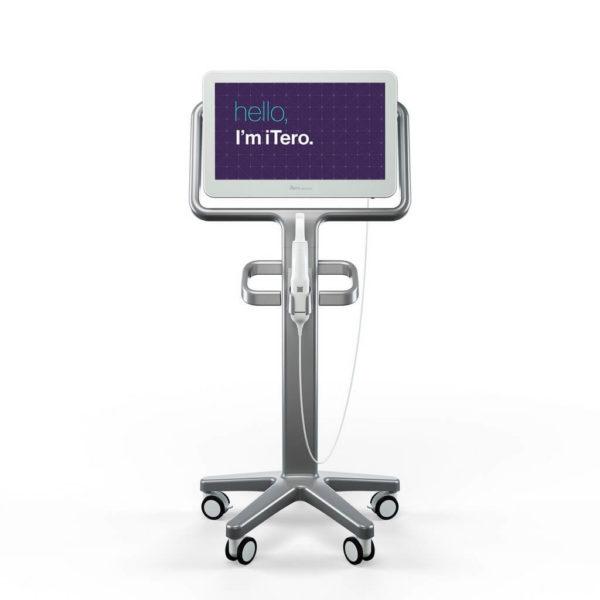 iTero口掃機 – 什麼是iTero口腔3D口掃機?