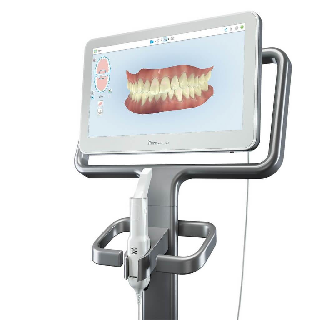 隱適美iTero 3D立體口掃機 | 台中隱適美隱形矯正專家