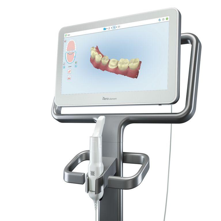 iTero口掃機 3D立體口掃機
