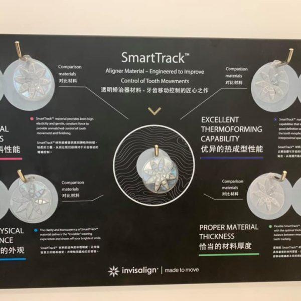 SmartTrack 是什麼?隱適美隱形牙套